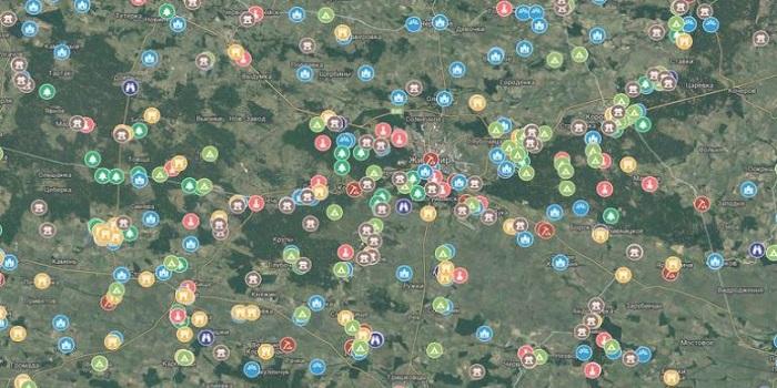 Вело-активисты создали туристическую карту с достопримечательностями Житомирской области Подробнее читайте на Юж-Ньюз: http://xn----ktbex9eie.com.ua/archives/52153