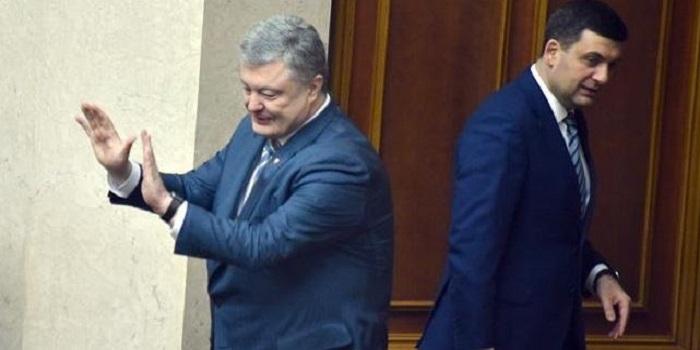 У Порошенко назвали Гройсмана предателем за последние заявления Подробнее читайте на Юж-Ньюз: http://xn----ktbex9eie.com.ua/archives/55489