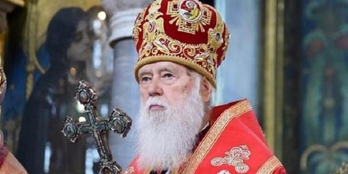 «Этот Томос мы не принимаем»: Филарет отказался от автокефалии украинской церкви Подробнее читайте на Юж-Ньюз: http://xn----ktbex9eie.com.ua/archives/54417