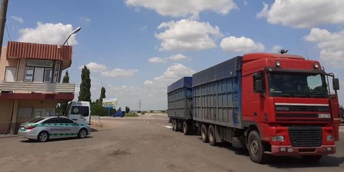 Біля Южноукраїнська «впіймали» зерновоз, яким перевозили 64 тони вантажу Подробнее читайте на Юж-Ньюз: http://xn----ktbex9eie.com.ua/archives/55714