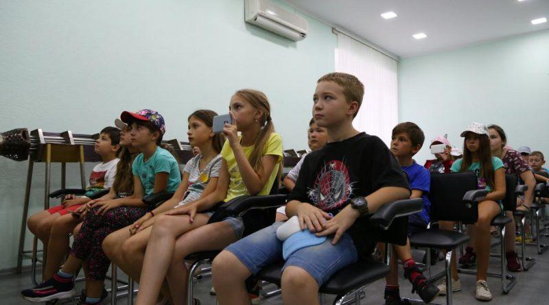 Южно-Украинский энергокомплекс посетили воспитанники польского лагеря «Гайворон» Подробнее читайте на Юж-Ньюз: http://xn----ktbex9eie.com.ua/archives/57359