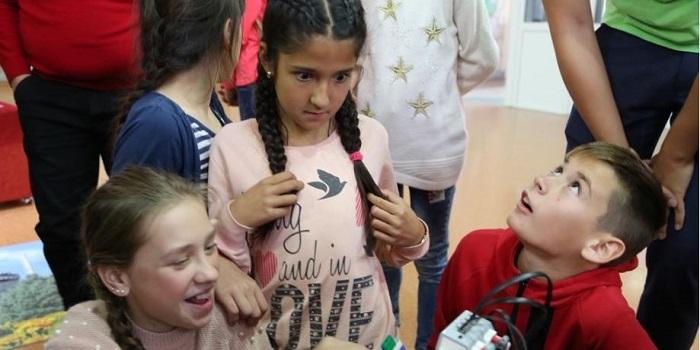 Дети из сел Рацино и Березки получили на Южно-Украинском энергокомплексе приятные впечатления и подарки Подробнее читайте на Юж-Ньюз: http://xn----ktbex9eie.com.ua/archives/62689