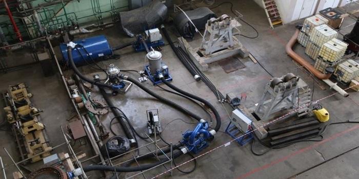 На энергоблоке №3 Южно-Украинской АЭС приступили к очистке маслосистемы турбины Подробнее читайте на Юж-Ньюз: http://xn----ktbex9eie.com.ua/archives/62977