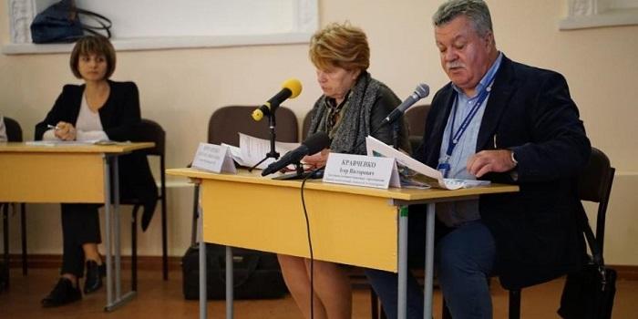 У зоні спостереження ЮУАЕС розпочалися громадські слухання з питань обґрунтування безпеки продовження строку експлуатації енергоблока №3 Подробнее читайте на Юж-Ньюз: http://xn----ktbex9eie.com.ua/archives/63452