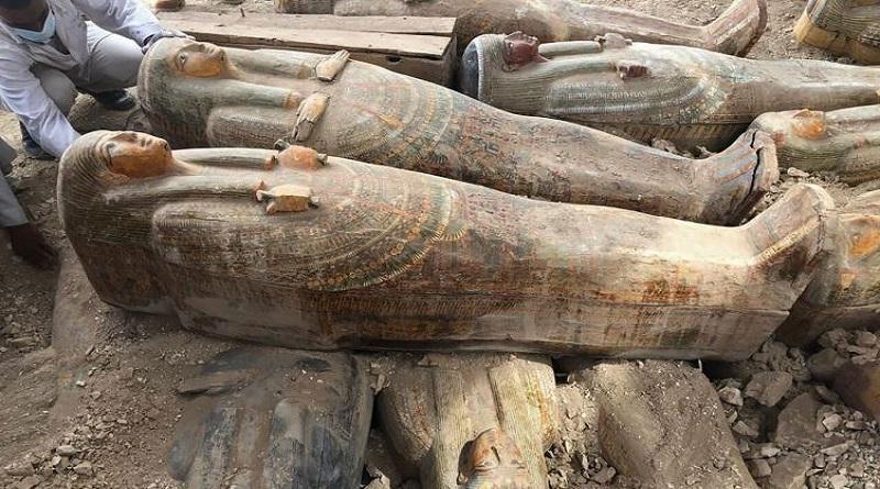В Египте нашли древнее захоронение, которому более 4000 лет (фото) Подробнее читайте на Юж-Ньюз: http://xn----ktbex9eie.com.ua/archives/64694