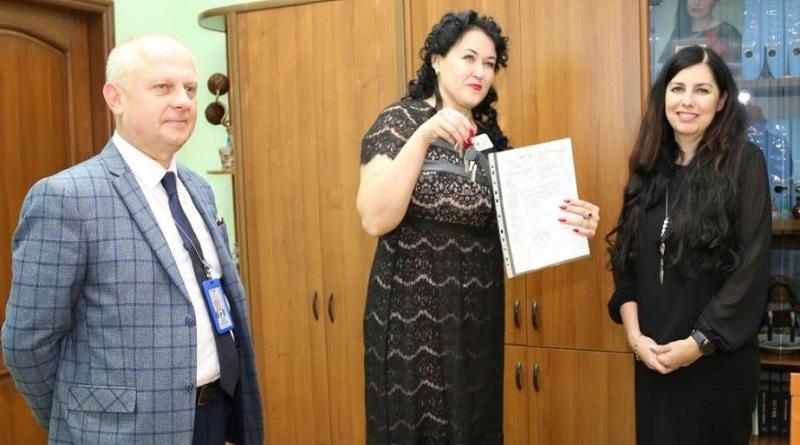 Южноукраинск — Поздравляем с новосельем Подробнее читайте на Юж-Ньюз: http://xn----ktbex9eie.com.ua/archives/65949