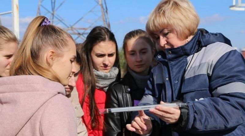 На Южно-Украинской АЭС побывали участницы проекта «Дівчата STEM» Подробнее читайте на Юж-Ньюз: http://xn----ktbex9eie.com.ua/archives/64809