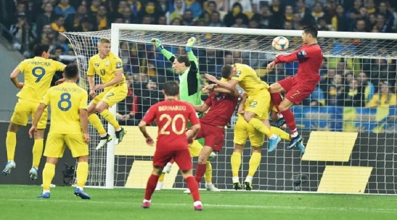 Сборная Украины благодаря победе над Португалией вышла на Евро-2020 Подробнее читайте на Юж-Ньюз: http://xn----ktbex9eie.com.ua/archives/64488
