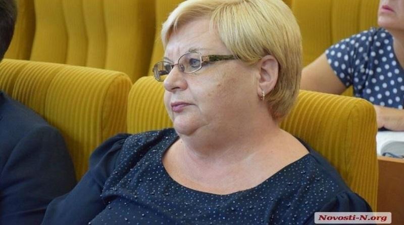 Мэр Первомайска пока единственная от Николаевщины подписалась под требованием к Зеленскому Подробнее читайте на Юж-Ньюз: http://xn----ktbex9eie.com.ua/archives/70285