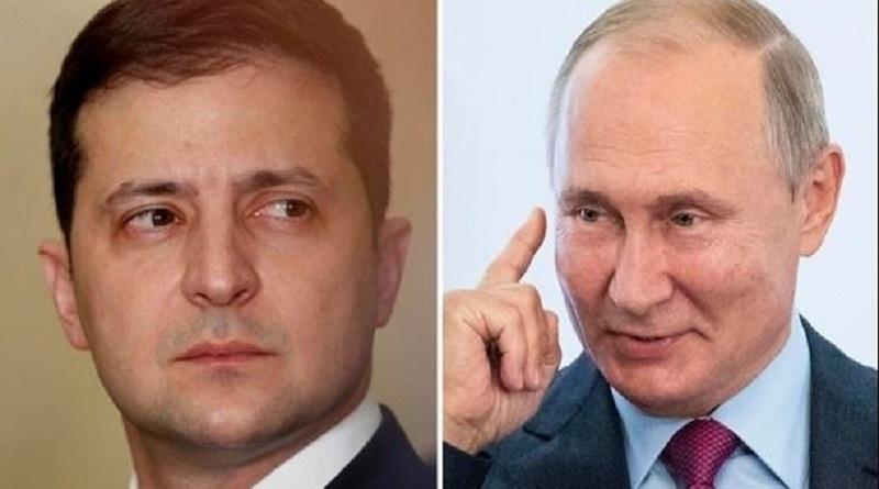 Путин и Зеленский могут встретиться тет-а-тет Подробнее читайте на Юж-Ньюз: http://xn----ktbex9eie.com.ua/archives/68673