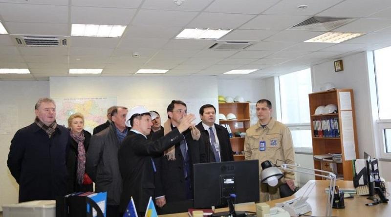 Строительные объекты Южноукраинского энергокомплекса посетил глава НАЭК «Энергоатом» Подробнее читайте на Юж-Ньюз: http://xn----ktbex9eie.com.ua/archives/70140