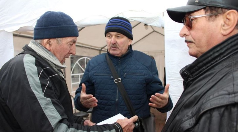 Представники профспілки Южно-Українського енергокомплексу приєдналися до безстрокової акції протесту Атомпрофспілки України Подробнее читайте на Юж-Ньюз: http://xn----ktbex9eie.com.ua/archives/68849