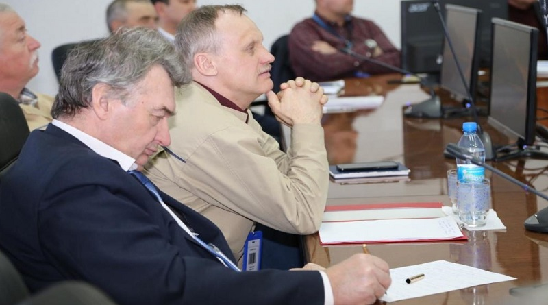На ЮУАЭС обсудили выход мощностей Ташлыкской ГАЭС на рынок вспомогательных услуг Подробнее читайте на Юж-Ньюз: http://xn----ktbex9eie.com.ua/archives/73766
