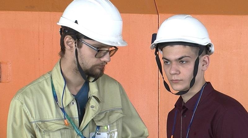На ЮУАЭС завершилась производственная практика студентов Одесского национального политехнического университета Подробнее читайте на Юж-Ньюз: http://xn----ktbex9eie.com.ua/archives/73267