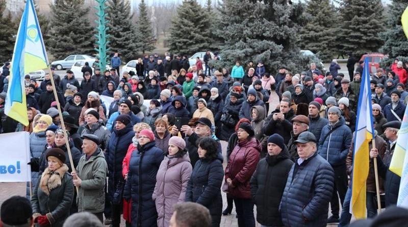 Члены первичной профсоюзной организации ОП ЮУАЭС выступили против законопроекта «О труде» 2708. Фото. Подробнее читайте на Юж-Ньюз: http://xn----ktbex9eie.com.ua/archives/72359