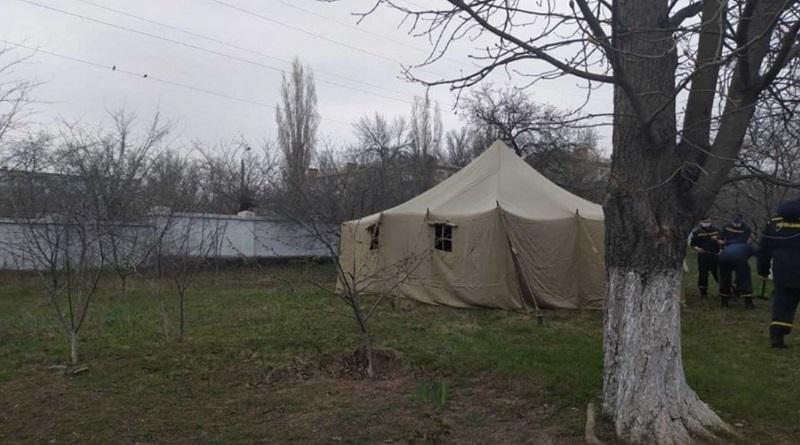 На Николаевщине установили временные пункты приема больных коронавирусом граждан Подробнее читайте на Юж-Ньюз: http://xn----ktbex9eie.com.ua/archives/75831