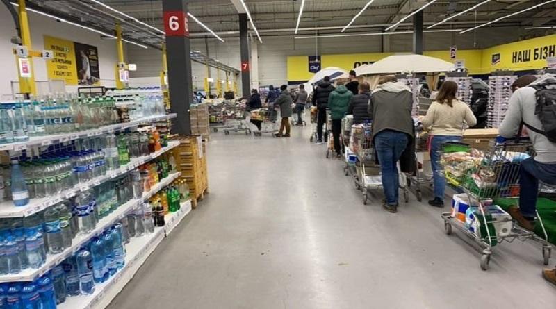 «Коронавирусная» паника взвинтила цены на еду. Что будет со стоимостью продуктов дальше Подробнее читайте на Юж-Ньюз: http://xn----ktbex9eie.com.ua/archives/75821