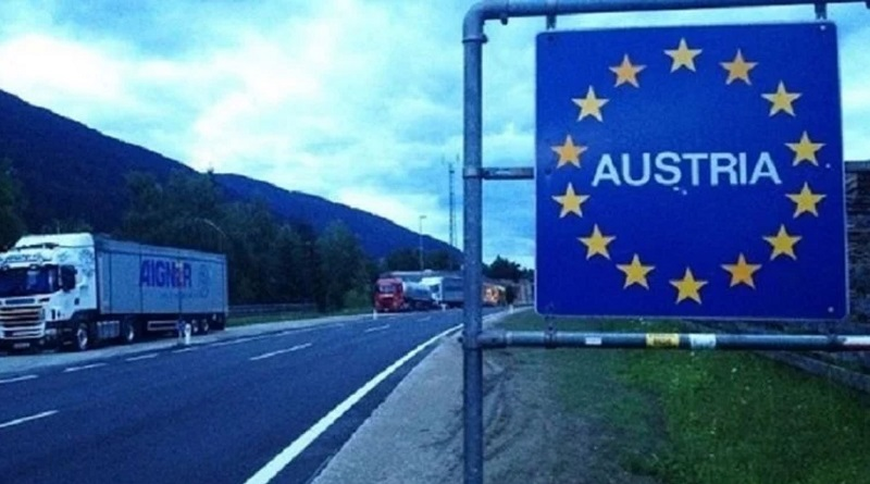 С понедельника украинцам запрещен въезд в Австрию