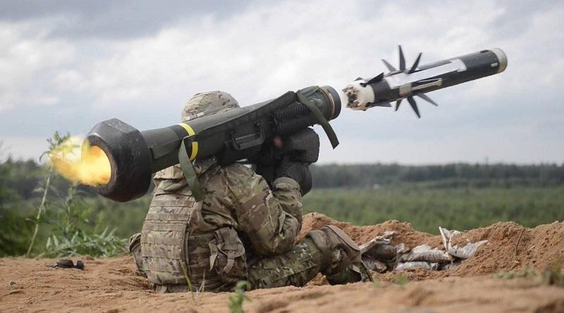 """""""Объединенные усилия - 2020"""": Запуск Javelin завершился неудачей"""