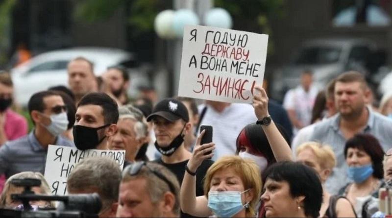 Уже четыре города Западной Украины из «красной зоны» будут судиться с Кабмином из-за ужесточения карантина
