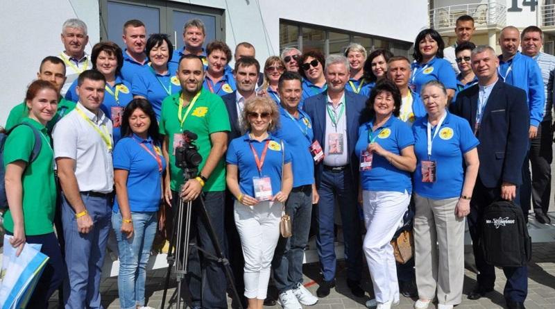 Делегація ЮУАЕС взяла участь у роботі Форуму Атомпрофспілки