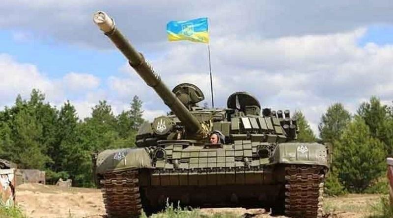 В Украине сегодня отмечают День танкистов
