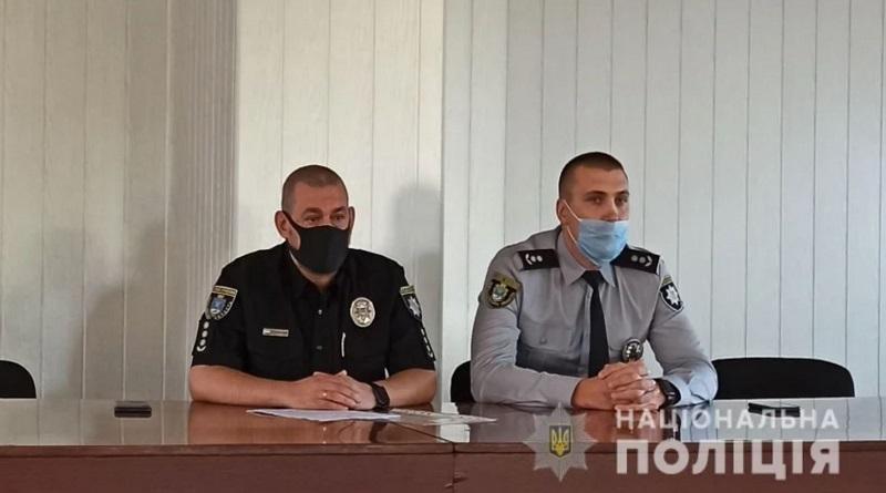 В Первомайске начальником отдела полиции назначили Владимира Лопатина