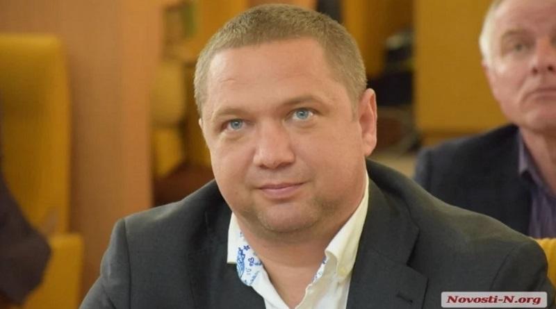 Лидер «Нашего края» в Николаеве заболел коронавирусом и находится в реанимации
