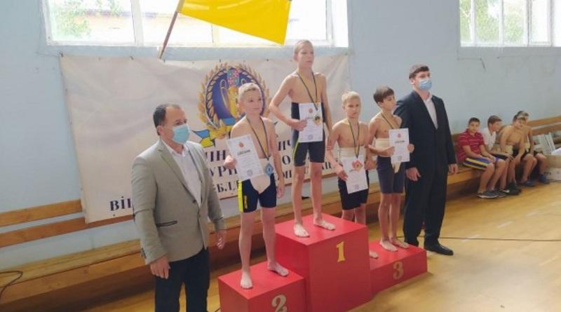 Спортсмени з Южноукраїнська на п'єдесталі пошани - ЧЕМПІОНАТ УКРАЇНИ З СУМО