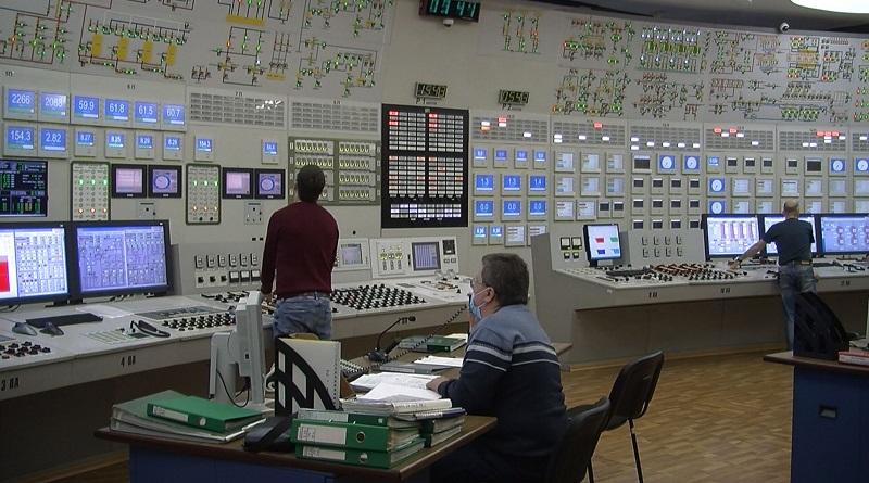 На ЮУАЭС внедряют новые подходы к противоаварийным тренировкам оперативного персонала