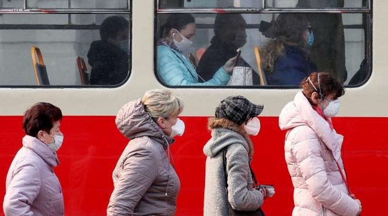 С завтрашнего дня в Украине начнут штрафовать за отсутствие маски в общественных местах