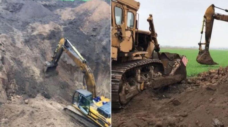 От Зеленского потребовали отреагировать на уничтоженный в Николаевской области скифский курган