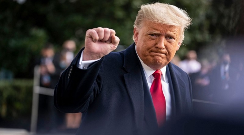 Трамп назвал условие, при котором покинет пост президента