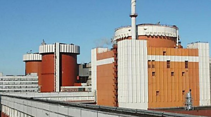 Про зниження потужності енергоблока №3 Южно-Української АЕС