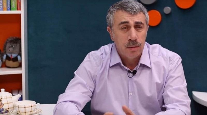 Комаровский жестко высказался о карантине выходного дня