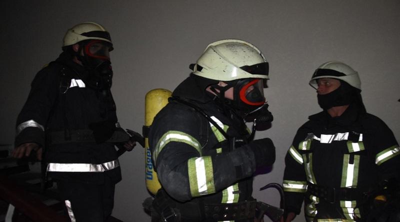 В Одессе загорелось студенческое общежитие - горели вещи студентов