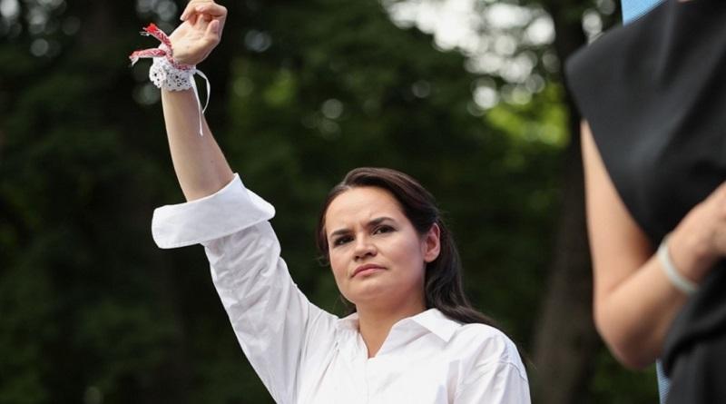 Тихановская объявила о создании в Беларуси Народного трибунала
