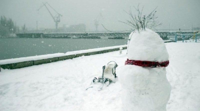 В Николаевской области в течение двух дней может выпасть снег