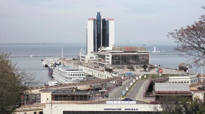На Одесском морвокзале могут открыть коронавирусный госпиталь