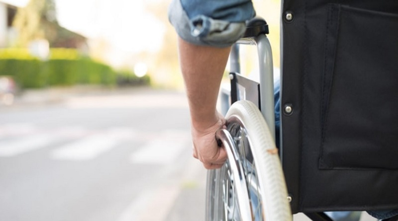 В ПДД появятся правила для инвалидных колясок