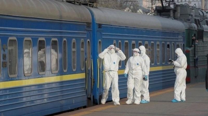 В «Укрзализныце» рассказали о движении поездов во время локдауна