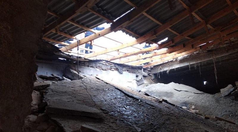 На Николаевщине произошел взрыв в школе — под завалами остался человек