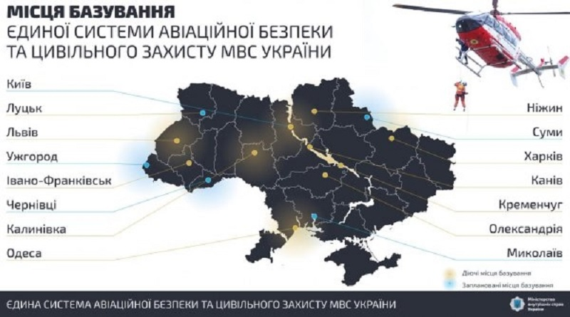 В Николаеве хотят создать пункт аэромедицинской эвакуации