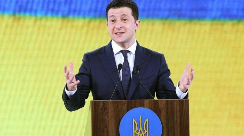 «Слуги народа» будут просить Зеленского баллотироваться на второй срок