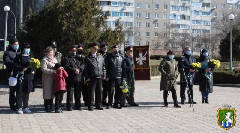 Южноукраїнськ - ВІДБУЛИСЯ УРОЧИСТОСТІ, ПРИСВЯЧЕНІ 77-ІЙ РІЧНИЦІ ВИГНАННЯ НАЦИСТІВ З ТЕРИТОРІЇ МИКОЛАЇВСЬКОЇ ОБЛАСТІ