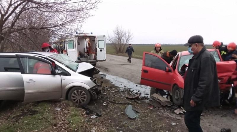 Подробности трагедии под Первомайском: на встречку выехала машина с подростками