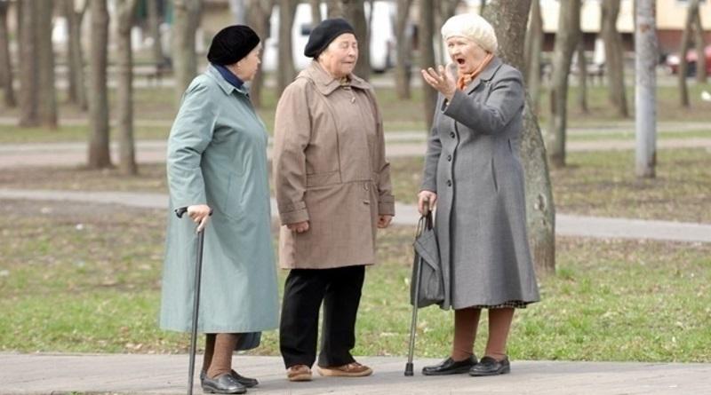 В Украине через неделю повысят пенсионный возраст