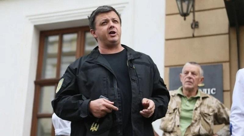 Арестованного Семенченко госпитализировали – подробности