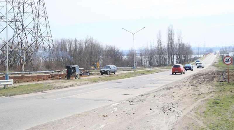 Южноукраїнськ - Міст закривають