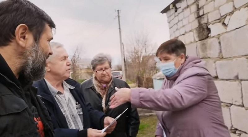 ГАЗовый Террор, Журналисты с НаРОДом. Александр Надёжа из Вознесенска.